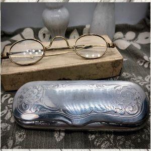 Victorian 1800-1900's Eyeglass Case